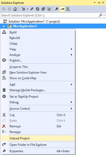 Compiling ASP NET MVC Views