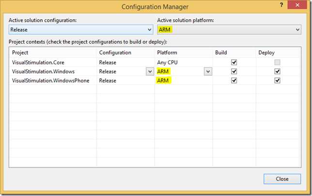 configuration_manager_ARM_build